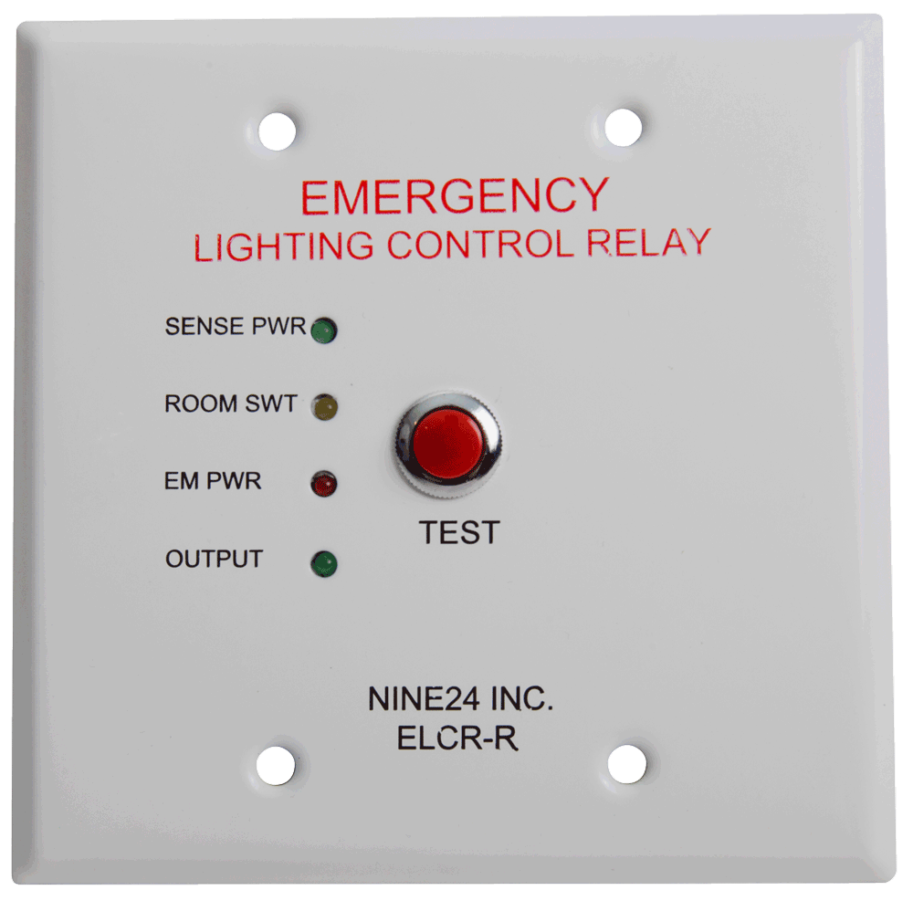 elcr1 emergency lighting controls elcr r nine 24 inc 924  at creativeand.co